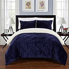 Josepha 7 Piece King Bed In a Bag Comforter Set