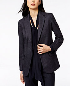 Weekend Max Mara Button-Front Blazer