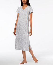 Charter Club Cotton Printed Nightgown, Created for Macy's