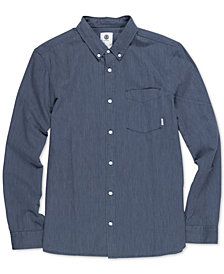 Element Men's Philly Stripe Pocket Shirt