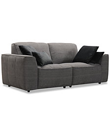 "Amboise 78"" 2-Pc. Fabric Sectional Sofa, Created for Macy's"