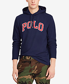 Polo Ralph Lauren Men's Hooded Graphic Cotton T-Shirt Hoodie