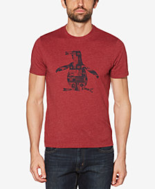 Original Penguin Men's Amped Pete Logo Graphic T-Shirt