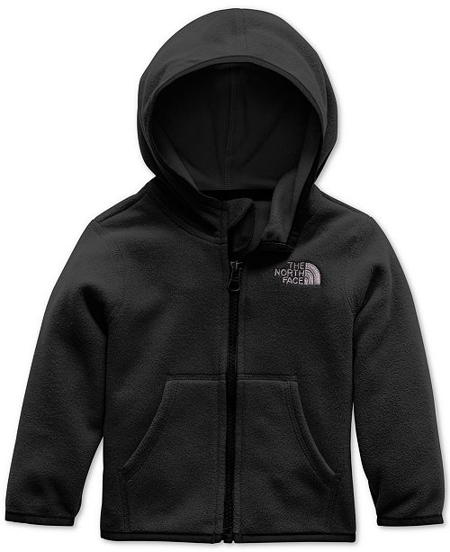 6a29b8750 The North Face Baby Boys & Girls Glacier Zip-Up Hoodie & Reviews ...