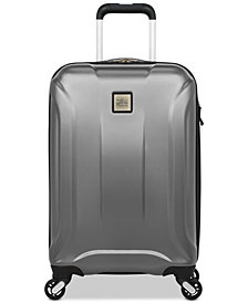 """Skyway Nimbus 3 20"""" Carry-On Expandable Hardside Spinner Suitcase"""