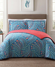 Style 212 Jaclyn Geo Full/Queen Comforter Set