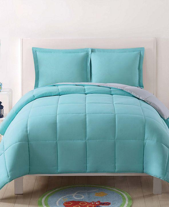 My World Reversible 3 Pc Full/Queen Comforter Set