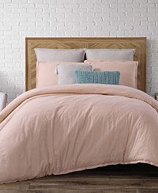 Brooklyn Loom Chambray Loft Full/Queen 3 Piece Comforter Set