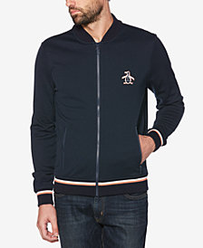 Original Penguin Men's Logo Track Jacket, Created for Macy's