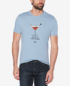 Original Penguin Men's That's The Spirit Graphic T-Shirt