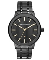 Armani Exchange Watches - Macy s 23660ab5bc
