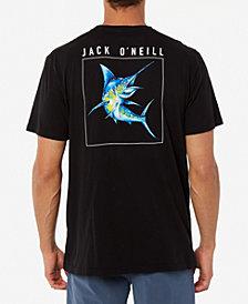 Jack O'Neill Men's Underbelly Swordfish Graphic T-Shirt