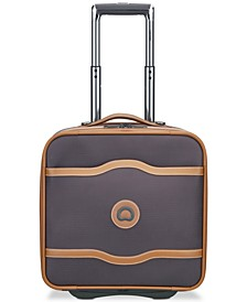 Chatelet Plus Wheeled Under-Seat Carry-On Suitcase