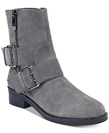 Marc Fisher Parole Engineer Booties