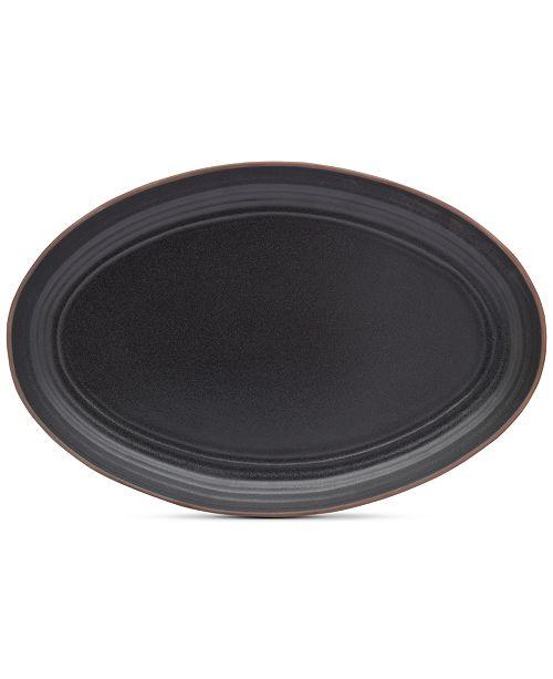 Mikasa Delta Ripple Oval Platter