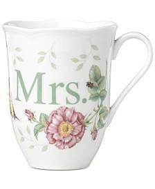 """Lenox Butterfly Meadow """"Mrs."""" Mug"""