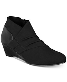 Impo Garissa Wedge Ankle Booties