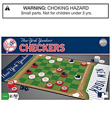 MasterPieces New York Yankees Checkers