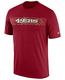 Nike Men's San Francisco 49ers Legend On-Field Seismic T-Shirt
