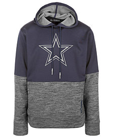 Authentic NFL Apparel Men's Dallas Cowboys Wiley Hoodie