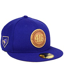 New Era Toronto Blue Jays Area Patch 59FIFTY FITTED Cap