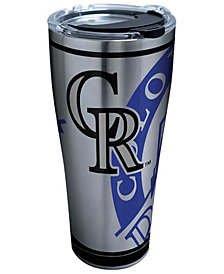 Tervis Tumbler Colorado Rockies 30oz. Genuine Stainless Steel