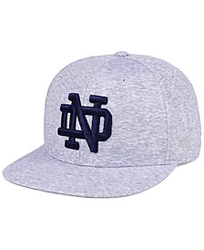 Top of the World Notre Dame Fighting Irish Solar Snapback Cap