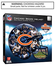 MasterPieces Chicago Bears 500 Piece Shaped Puzzle