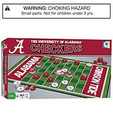 MasterPieces Alabama Crimson Tide Checkers