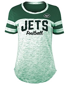 Women's New York Jets Space Dye T-Shirt