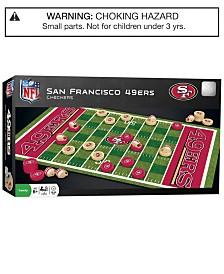 MasterPieces San Francisco 49ers Checkers
