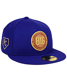 New Era Kansas City Royals Area Patch 59FIFTY FITTED Cap