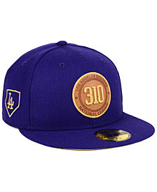 New Era Los Angeles Dodgers Area Patch 59FIFTY FITTED Cap