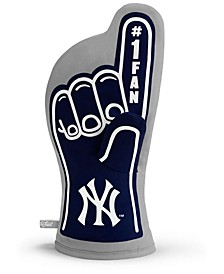 You The Fan New York Yankees #1 Fan Oven Mitt