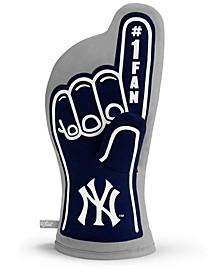 You The Fan New York Yankees #1 Fan Oven Mitt