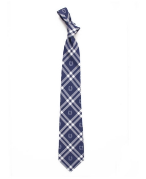 Indianapolis Colts Rhodes Poly Tie