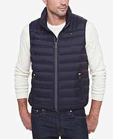 Men's Big & Tall Quilted Puffer Vest