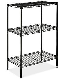 Sierra Mini 3-Tier Wire Shelf, Quick Ship