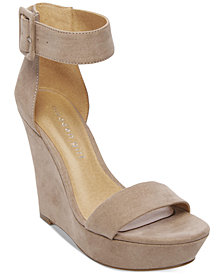 Madden Girl Beauu Platform Wedge Sandals