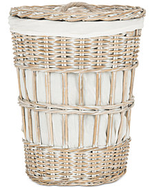 Maggy Storage Hamper with Liner, Quick Ship