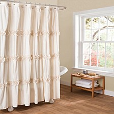 "Darla 72"" x 72"" Shower Curtain"