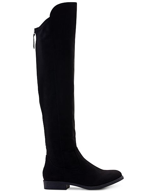 2d246a596dd ... Style   Co Hayley Over-The-Knee Zip Boots