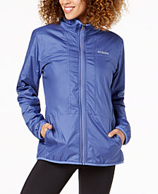Columbia Reversible Fleece-Lined Jacket, Created for Macy's