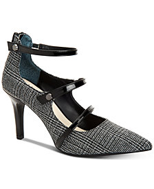 Alfani Women's Step 'N Flex Siennah Pumps, Created for Macy's