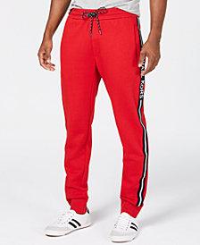 Michael Kors Men's Logo Fleece Jogger Pants