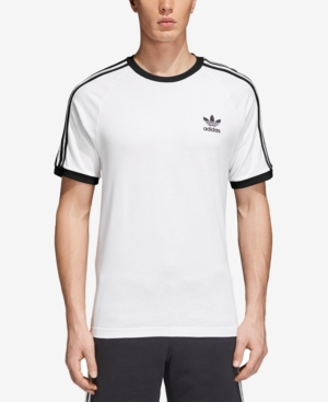 adidas Men's Originals 3-Stripes Tee