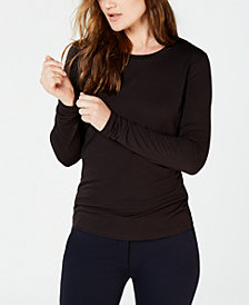 Weekend Max Mara Multig Long-Sleeve T-Shirt