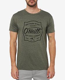 O'Neill Men's Strong Logo Graphic T-Shirt