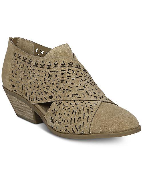 4a482b54783 Carlos by Carlos Santana Miranda Ankle Booties & Reviews - Boots ...
