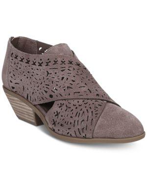 Image of Carlos by Carlos Santana Miranda Ankle Booties Women's Shoes